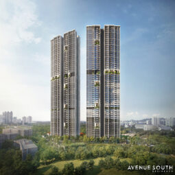 The Watergardens - Avenue South Residence